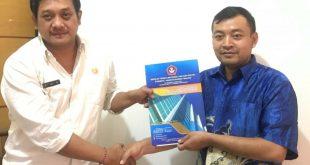 Ir. BAMBANG NUGROHO, MT Kabid Ciptakarya bersma Didik Supriyanto, S.Sos., ST., M.Si